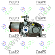 Насос Rexroth A10V028DFR_31R-PPA12K01 + Charge Pump №2